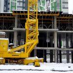 Стан будівництва комплексу Comfort Park на 13.02.2018р.
