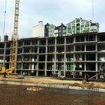 Стан будівництва комплексу Comfort Park на 15.05.2018р.