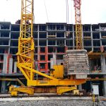 Стан будівництва комплексу Comfort Park станом на 07.09.2018р.